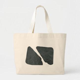 Mystery Rock Image Jumbo Tote Bag