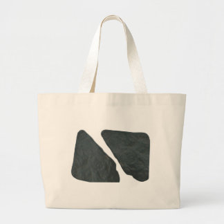Mystery Rock Image Large Tote Bag