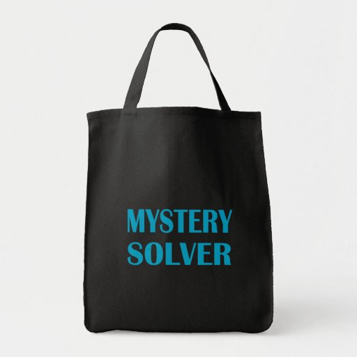 MYSTERY SOLVER BAGS