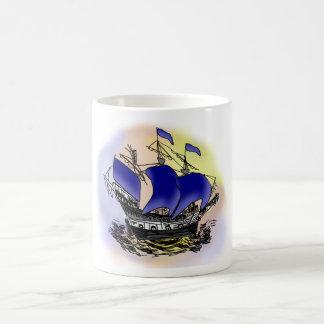 Mystery Tall Ship Mug