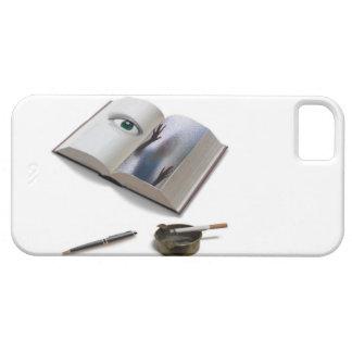 mystery writer phone case