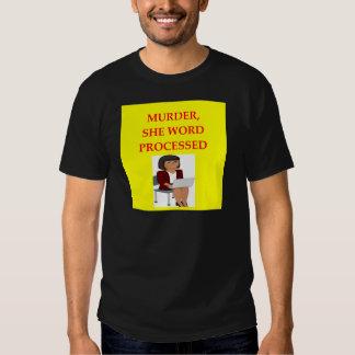 mystery writer T-Shirt