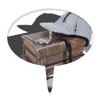 MysteryBooksHatPipeMagnifier042113.png Palillos De Tarta