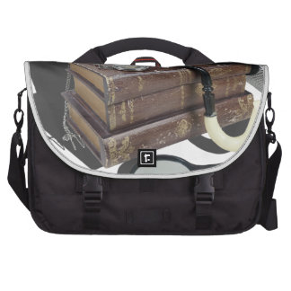 MysteryBooksHatPipeMagnifier042113.png Bolsas Para Portátil