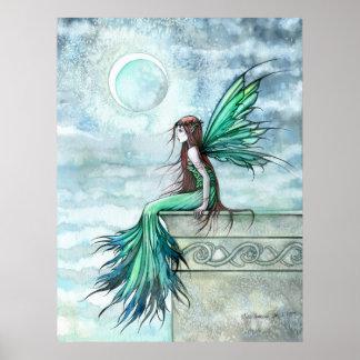 Mystic Adeline Fairy Poster Print