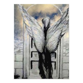 Mystic Angel CricketDiane Art and Design Card
