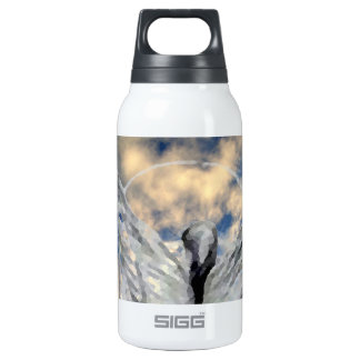 Mystic Angel CricketDiane Art and Design Insulated Water Bottle