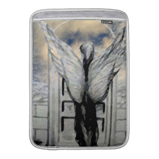 Mystic Angel CricketDiane Art and Design MacBook Sleeves