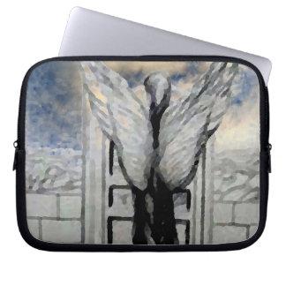 Mystic Angel CricketDiane Art and Design Computer Sleeve