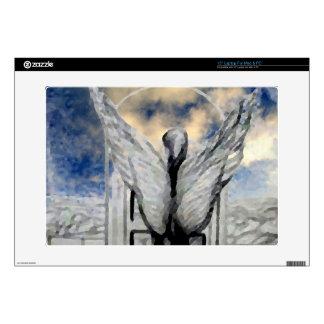 "Mystic Angel CricketDiane Art and Design Skins For 15"" Laptops"