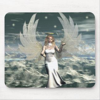 Mystic Angel Mouse Pad