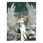 Mystic Angel Postcard