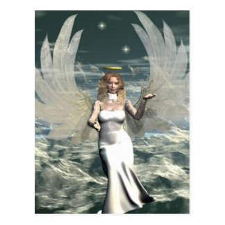 Mystic Angel Postcard