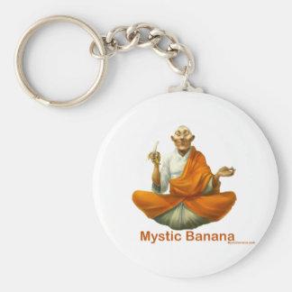 Mystic Banana Keychain