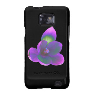Mystic Beauty Crocus Flower Samsung Galaxy S Case