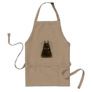 Mystic bell lady/apron