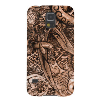 Mystic Blades Intricate Detailed Hand Drawing Galaxy S5 Cover
