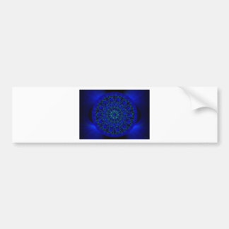 Mystic Blue Rose.jpg Bumper Sticker