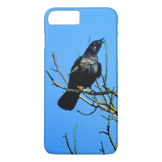 Mystic Cawing Raven & Tree Crow-lover Art iPhone 8 Plus/7 Plus Case