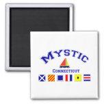 Mystic, CT Fridge Magnets