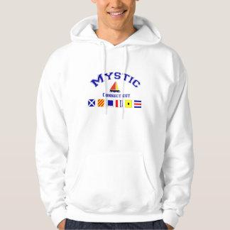 Mystic, CT Hoodie