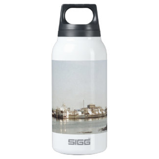 Mystic, CT Insulated Water Bottle