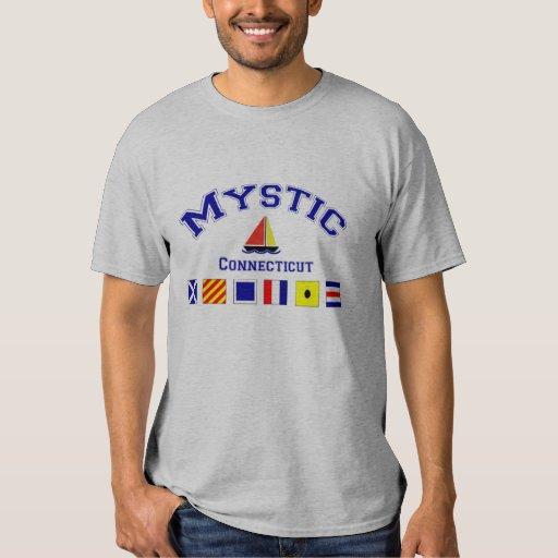 Mystic, CT T-shirts