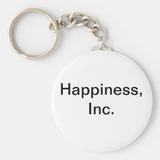 Mystic Edge/Happiness, Inc. Keychain