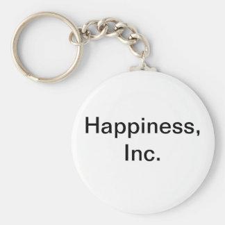 Mystic Edge/Happiness, Inc. Basic Round Button Keychain