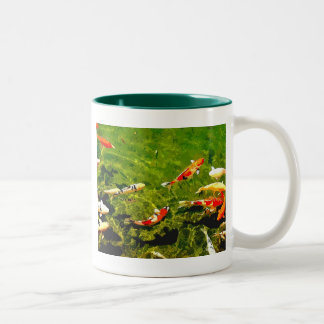 Mystic Edge -  Set B Two-Tone Coffee Mug