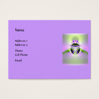 Mystic Eye Business Card