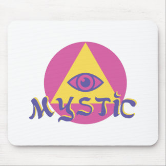 Mystic Eye Mouse Pad