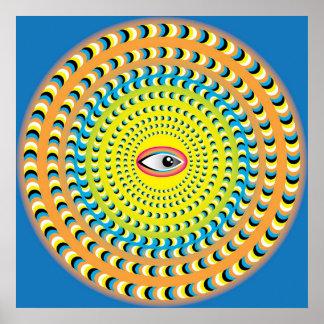 Mystic Eye Posters