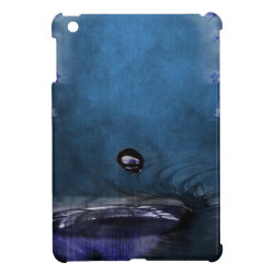 Mystic Eye Water Drop iPad Mini Case