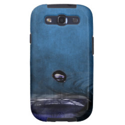 Mystic Eye Water Drop Samsung Galaxy S3 Cover