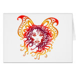 Mystic Fairy-3 Greeting Cards