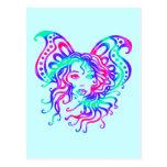 Mystic Fairy-4 Post Card