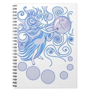 Mystic Fairy Notebook