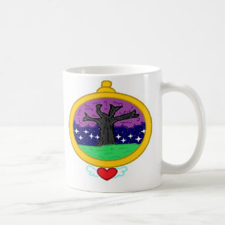 Mystic Fall High White Mug
