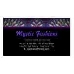 Mystic Fashion Business Card