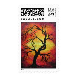 Mystic firestorm-- stamp