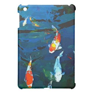 Mystic Fish Cover For The iPad Mini