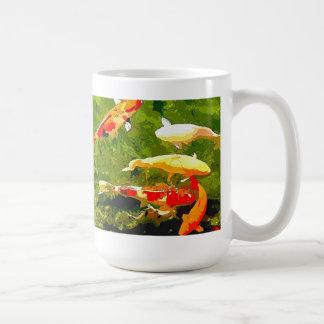 Mystic Fish - Set B Classic White Coffee Mug
