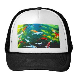 Mystic Fish Trucker Hat