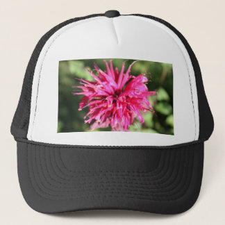 mystic flower trucker hat