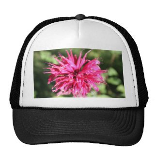 mystic flower trucker hat