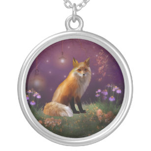 ab6a08ed0d306 Mystic Fox Pendant