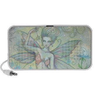 Mystic Garden Fairy Doodle Speaker