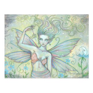 Mystic Garden Fairy Postcard