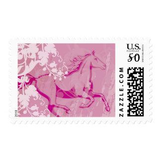 Mystic Garden Horse Postage